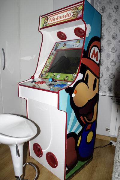 Project Mame Other Mame Cabinets Based On The Project