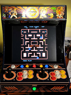 Project Mame Other Mame Cabinets Based On The Weecade