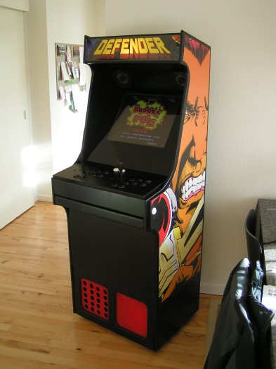 Project Mame Build Your Own Mame Cabinet Step 3 5