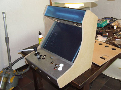 Project MAME And WeeCade   Build Your Own MAME Cabinet   Weecade Step 1/4