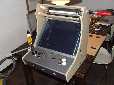 Project Mame And Weecade Build Your Own Mame Cabinet