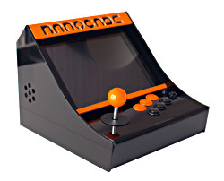 System Specifications For Nanocade Micro Bartop Mame Cabinet