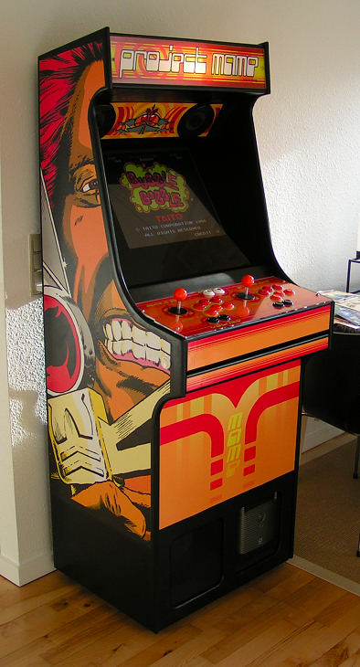 build your own arcade cabinet project mame build your own mame cabinet see how here 12609